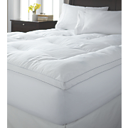 Memory Foam & Fiber Mattress Topper by Snuggle Home