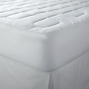 memory foam deluxe mattress pad by snuggle home