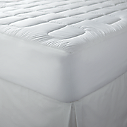 Memory Fiber Deluxe Mattress Pad by Snuggle Home