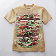 epic burger tee