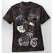 iron eagle tee