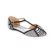 striped flat by seventh avenue