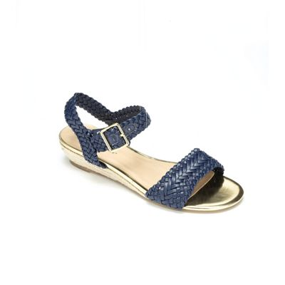 Braided Wedge by Seventh Avenue