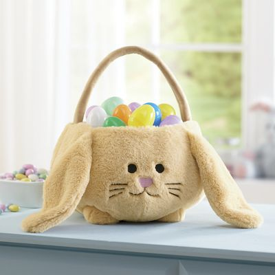 Personalized Bunny Basket