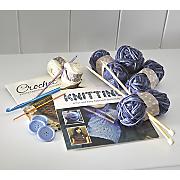 Knit and Crochet Set