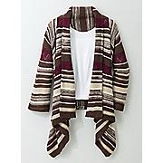 multi stripe sweater 104
