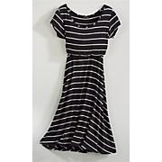 simone striped dress