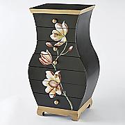 Magnolia Curved Cabinet