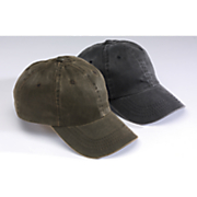 weathered ball cap