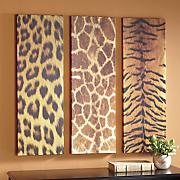 3-Piece Safari Wall Art Set