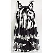 overlap dress 13