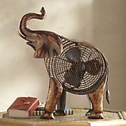 elephant fan