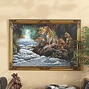 Family Time Framed Art