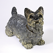scottish terrier statue