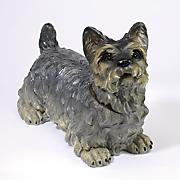 Scottish Terrier Statue