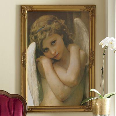 Framed Angel Wall Art