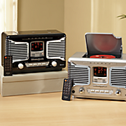 Retro Wireless Music System by Teac