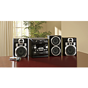5-Cd Changing Stereo System with Subwoofer and Bluetooth by RCA