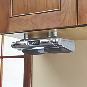 Under-Cabinet Universal Music System with Bluetooth by Jensen