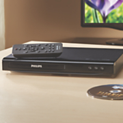 dvd player by philips