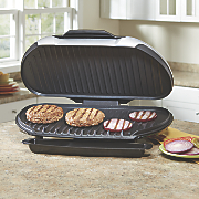 144 sq  inch family size grill by george foreman