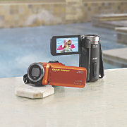 All-Weather Full 1080p Camcorder by JVC
