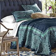 ramona oversized reversible quilt and sham