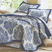 Simpson Oversized Quilt and Sham