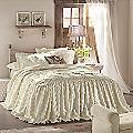 Angelica Ruffle Chenille Bedspread