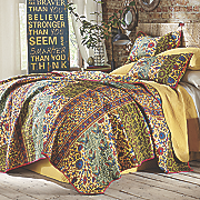 Bellina Quilt and Sham