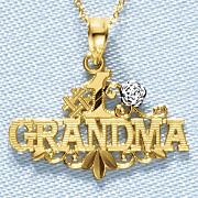 #1 Grandma Pendant