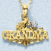 1 grandma pendant