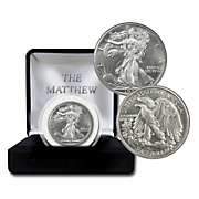 walking liberty silver half dollar