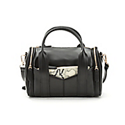 bpully satchel by steve madden