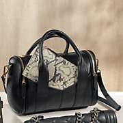 bpully satchel by steve madden