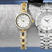 women s bracelet watch by bulova 2