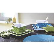 12-Piece Mediterranean Dinnerware Set