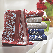 Set of 3 Bandana Kitchen Towels