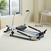 orbital rower by stamina