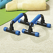 pushup bar set by getfit