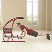 warrior platform by stamina fitness