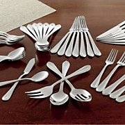 45-Piece Manchester Mirror Flatware