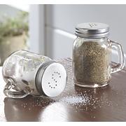 mason jar salt   pepper shakers
