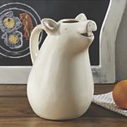 ceramic pig pitcher