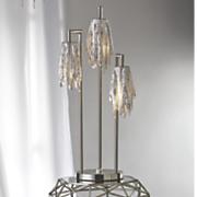 disco net hanging table lamp