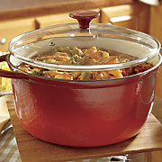 Crock-Pot 5-qt. Cast Iron Dutch Oven