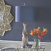 Tassels Table Lamp