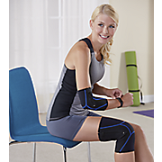 compression elbow sleeve and knee wrap