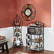 mixed fruit kitchen furniture