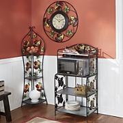 mixed fruit kitchen furniture